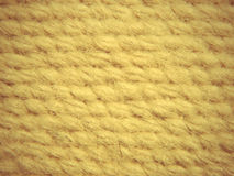 Yellow camel wool fabric texture pattern.Background. Royalty Free Stock Images