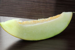 Yellow Cantaloupe Royalty Free Stock Photo