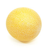 Yellow cantelope Stock Images