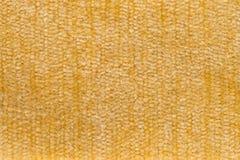 Yellow canvas Stock Photo