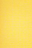 Yellow canvas background Stock Images