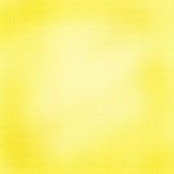 Yellow canvas. Warm yellow canvas as background texture Stock Photos
