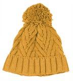 Yellow cap Royalty Free Stock Photos