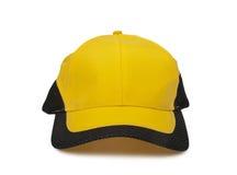 Yellow cap Stock Photos