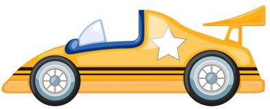 Yellow car Royalty Free Stock Photo