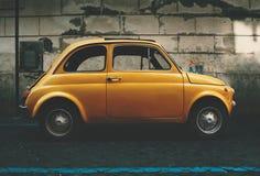 Yellow, Car, Auto, Vehicle, Travel Royalty Free Stock Photo