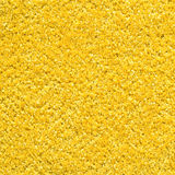 Yellow Carpet Texture Stock Photography