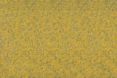Yellow carpet texture Royalty Free Stock Images