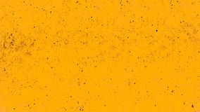 Yellow Cement or Concrete wall texture and background royalty free stock photos