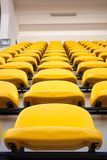 Yellow chair. Stock Image