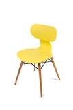 Yellow chair Royalty Free Stock Photos