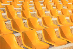 Yellow Chairs Stock Photos