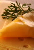 Yellow Cheese Royalty Free Stock Image