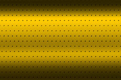 Yellow chrome metallic mesh. metal background and texture. Stock Image
