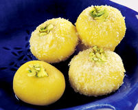 Yellow Chum chums Stock Image