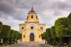 Colon Cemetary Church - Havana, Cuba royalty free stock images