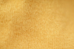 Yellow cloth. tenderness. Stock Images