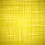 Yellow cloth texture background Royalty Free Stock Images