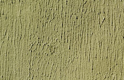 Yellow color cement wall surface. Stock Photo