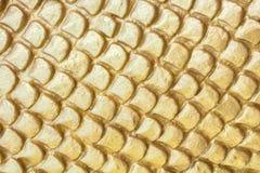 Yellow color Dragon texture. Yellow color Dragon resolution texture Stock Photography