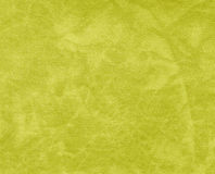 Yellow color leather pattern. Royalty Free Stock Photo