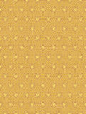 Yellow Colors Geometry Pattern. Korean traditional Pattern Desig Royalty Free Stock Image