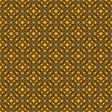 Yellow Colors Geometry Pattern. Korean traditional Pattern Desig Stock Images