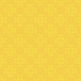 Yellow Colors Round grid Pattern. Korean traditional Pattern Des Stock Images