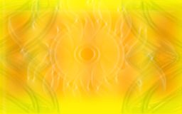 Yellow colour background Royalty Free Stock Photo