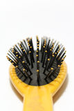 Yellow comb Royalty Free Stock Photos