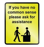 Common Sense Stock Images