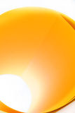 Yellow construction paper Stock Image