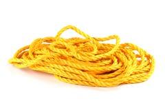 Yellow cord Stock Image