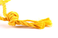 Yellow cord Stock Photos