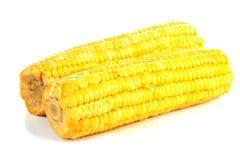 Yellow corn Stock Photo
