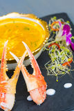 Yellow Crab Curry Royalty Free Stock Image