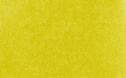Yellow craft card paper ,texture background Royalty Free Stock Photography