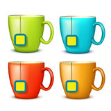 Yellow cup 03 Royalty Free Stock Images