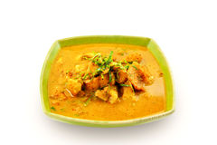 Yellow curry Stock Photos