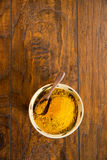 Yellow Curry Powder Stock Image