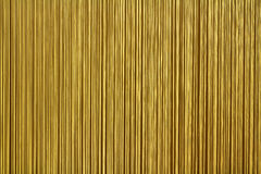 Yellow curtain Royalty Free Stock Images