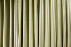 Yellow curtain, abstract texture for background. Yellow curtain, abstract texture for background Royalty Free Stock Photography