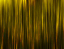 Yellow Curtains Royalty Free Stock Image