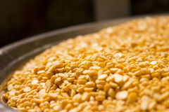 Yellow daal Royalty Free Stock Image