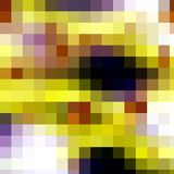 Yellow dark vivid squares colors, geometries lights, abstract background. Graphics, gold yellow orange white dark bright abstract squares geometries, shades vector illustration