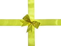 Yellow decoration royalty free stock photography