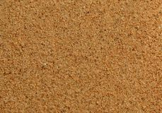 Yellow desert sand texture royalty free stock image