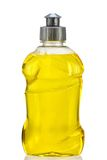 Yellow Dish Washing Liquid Stock Images