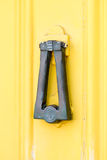 Yellow Door Royalty Free Stock Photo