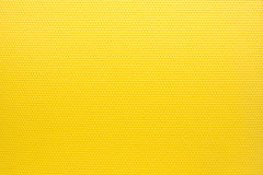 Yellow dot texture background Royalty Free Stock Images
